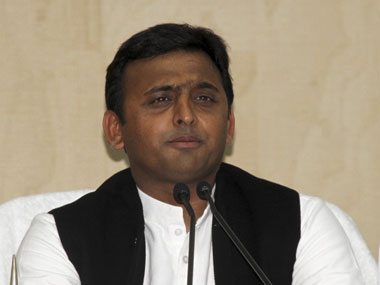 Akhilesh Yadav. Agencies.