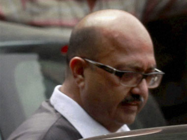 A file photo of Amar Singh. PTI