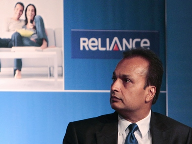 Reliance MediaWorks chief Anil Ambani. Reuters