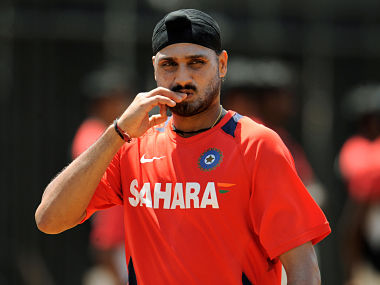 File picture of Harbhajan Singh. Reuters