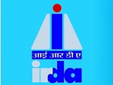 The Irda logo. Image courtesy Irda