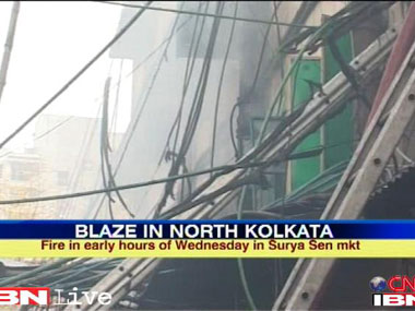 After every big fire, police get active but after a few months everything goes back to business as usual. Ibnlive