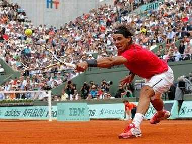 Nadal will need to be patient. Reuters