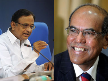 Chidambaram, Subbarao will need to walk the tightrope to bring the economy back on track