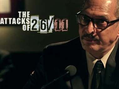 The Attacks of 26/11. Movie Poster