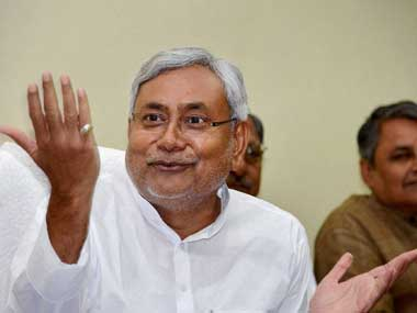Can the films help keep the state in Nitish Kumar's hands? PTI