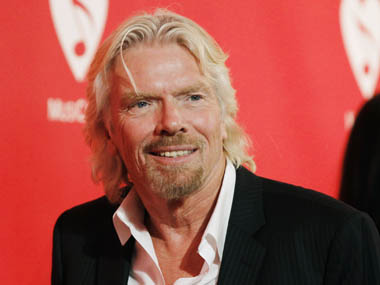 Richard Branson. Reuters