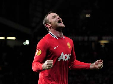 Rooney is staying at United. Getty Images