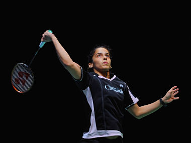 Saina Nehwal is one of the favourites to win the title. Getty Images