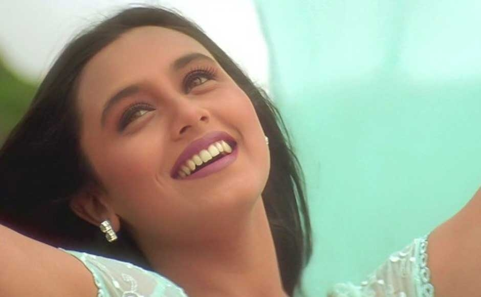 Happy birthday Rani Mukherji: Her top ten performances