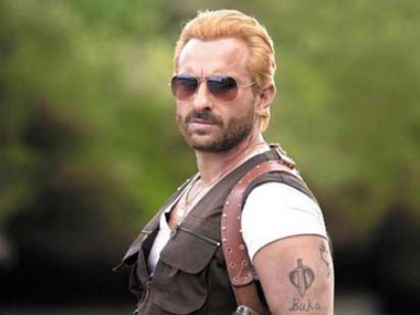 A screengrab from the trailer of the film, Go goa Gone. Courtesy: Youtube