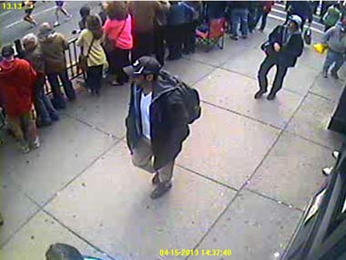 FBI has identified two suspects in the Boston bombing. Photo credit: fbi.gov