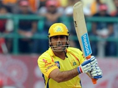 How will Dhoni's team start IPL 6? AFP