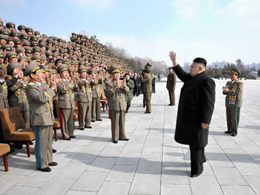 Seoul estimates North Korea has about 200,000 special forces, and Pyongyang has used them before. AFP