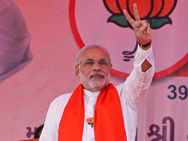 In Narendra Modi, the Congress has a pink elephant problem. AP
