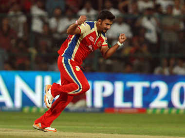 Rampaul had the momentum with him. BCCI