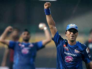 Can Sachin get his act together for MI? PTI