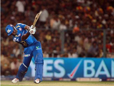Dwayne Smith has somewhat eased Mumbai Indians' troubles at the top. BCCI