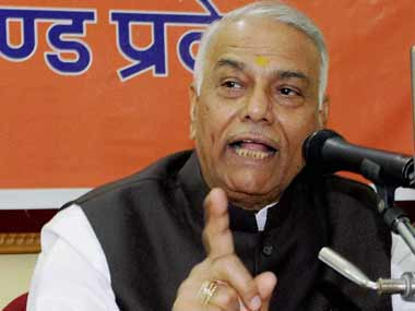 Sinha has sought that the PM appear before the JPC. PTI