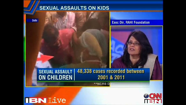 Denial of child abuse leads to more such crimes in India