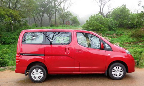 The Nissan Evalia was launched with the hope that it would be the Toyota Innova-beater.