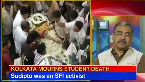 Mamata should not jump to conclusions on SFI student's death