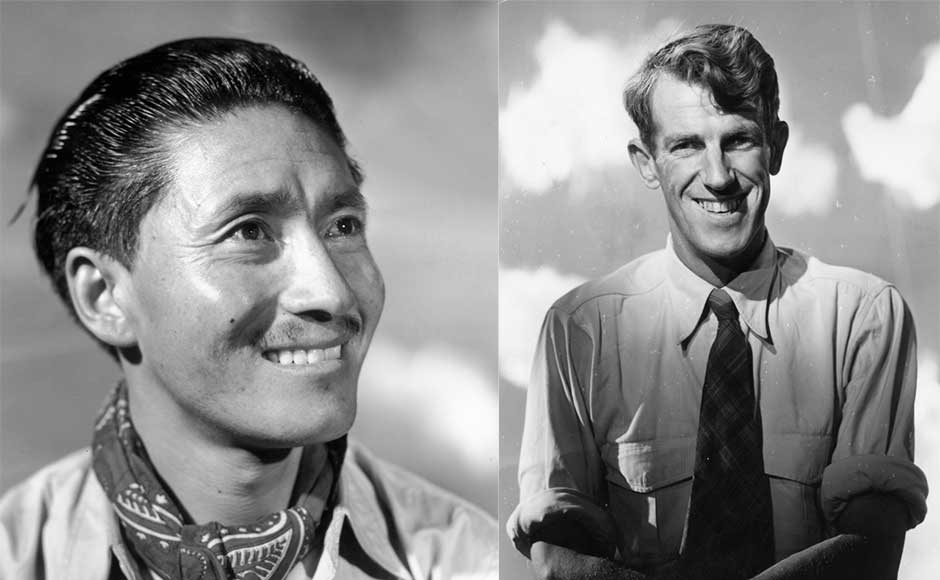hillary and norgay essay Tenzing norgay - biography essay database with free papers will provide you with original and the following year he and edmund hillary became the first.
