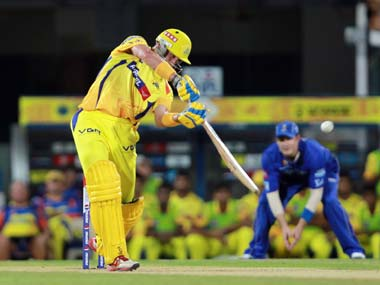 Michael Hussey is full of praise for his CSK team-mate, Suresh Raina. BCCI