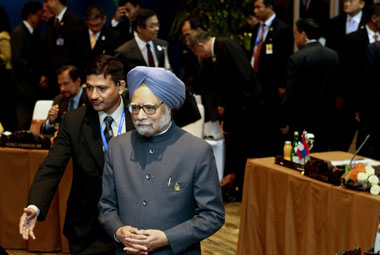 Prime Minister Manmohan Singh has shown little intellectual honesty. Reuters