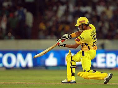 Suresh Raina has been in excellent form for CSK. BCCI
