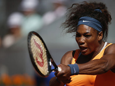 Serena Williams is just too good. Reuters