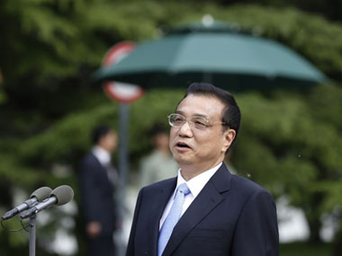China's Premier Li Keqiang. AFP