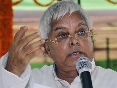 Will Congress align with RJD in the Lok Sabha polls? Reuters.