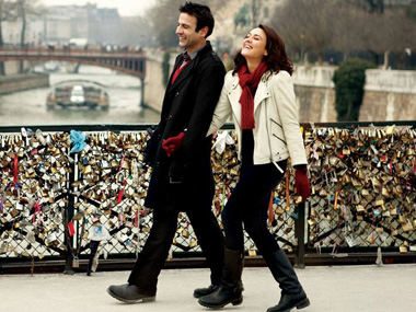 A still from the film Ishkq in Paris.