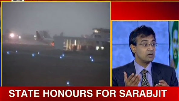 No one can rule out a Pak conspiracy in Sarabjit's death