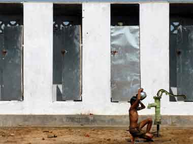 India's toilet problems. Reuters