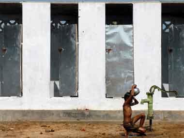 India's toilet problems. Reuters
