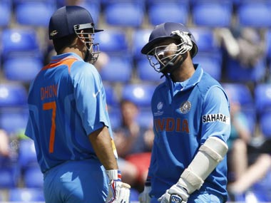 Dinesh Karthik has been in excellent form with the bat in the warm-up matches. AP
