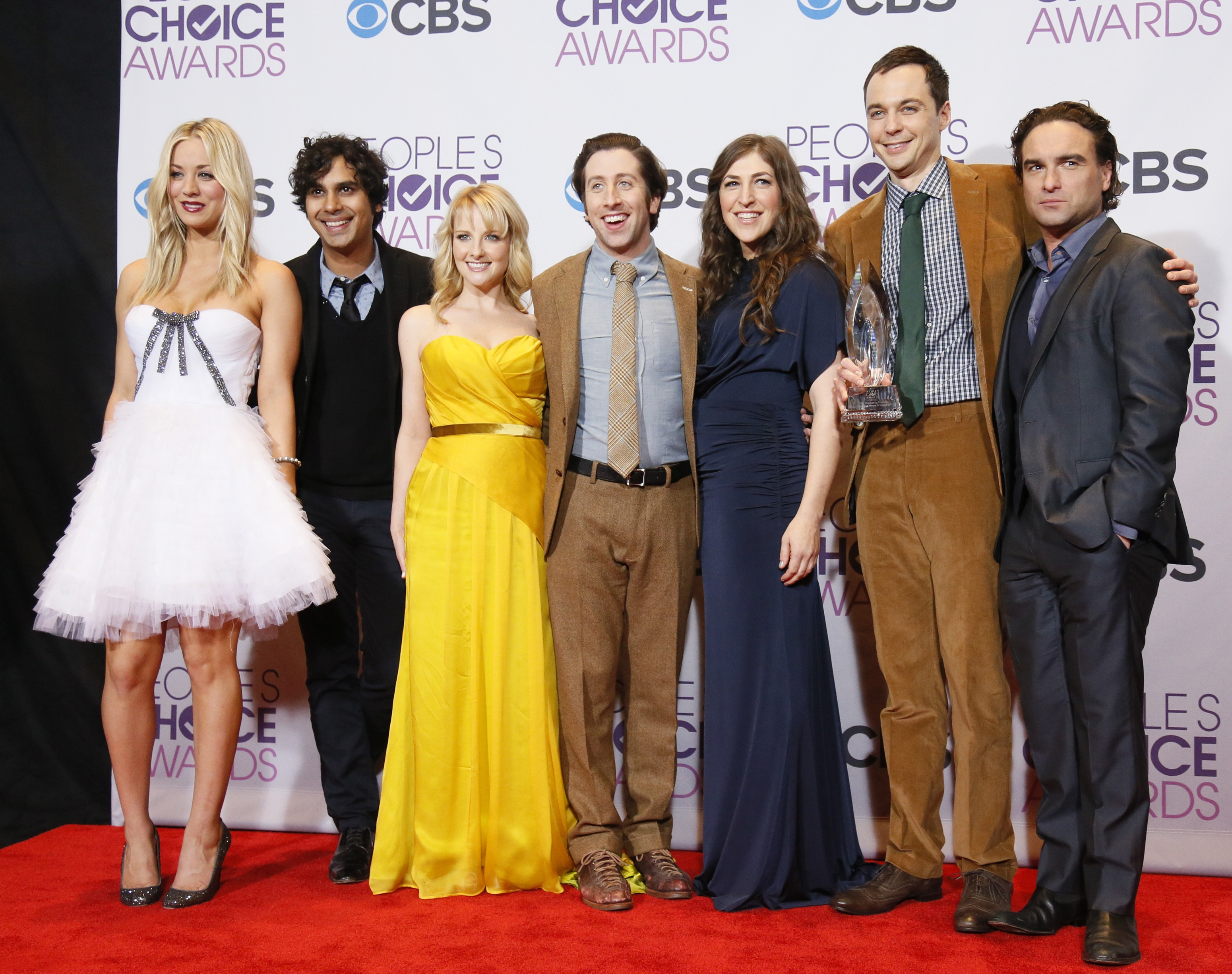 TBBT bags critics choice award