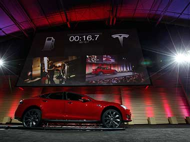new car launches planned in indiaElectric car firm Tesla plans vehicle launch in India this summer