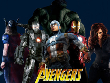 The Avengers. Facebook image