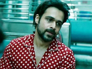 Emraan Hashmi. Image from Ibn Live