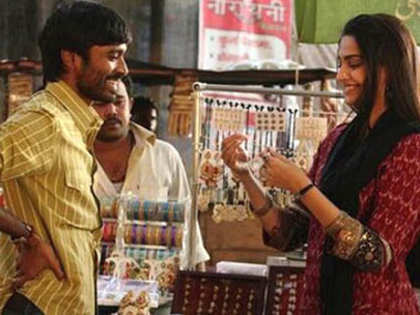 A still from Raanjhanaa.