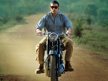 A screengrab from the film Lootera