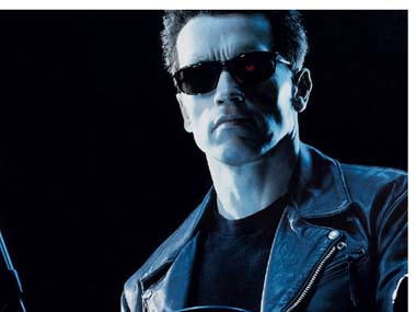 A still from the Terminator series. Image courtesy IBN Live