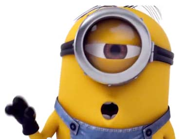 This film is all about the Minions: Screengrab from YouTube