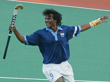 File photo of Dhanraj Pillay. Reuters