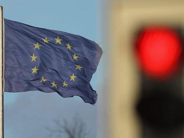 The EU currently shares travel and financial data with the US. Getty Images