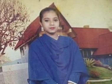 It's still unknown what Ishrat was doing with Sheikh; nothing, bar 26/11 convict David Headley's claim she was a suicide bomber, is on record. Image: Ibnlive
