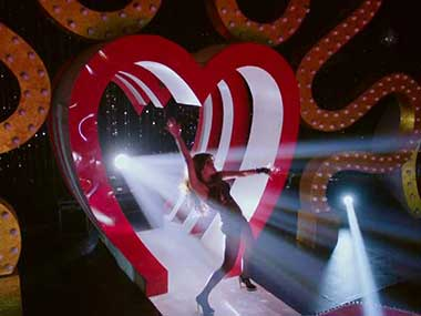 Courtesy: A screengrab from the song Babli Badmaash.